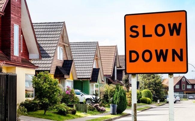 Home prices are rising more slowly amid the affordability crunch