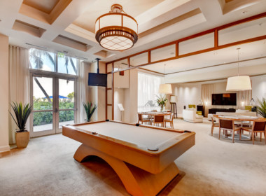 Plaza at Oceanside Billiard Room 2 WM
