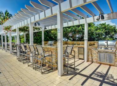 Plaza at Oceanside Outdoor Kitchen WM