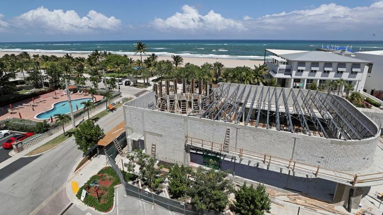As Pompano thrives as booming beach destination, it braces for even more growth