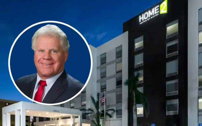 Hilton hotel in Pompano Beach scores construction loan