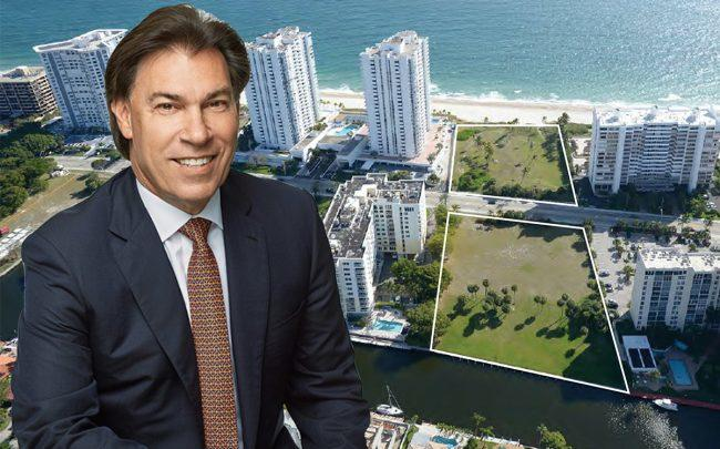 Fortune International Group buys waterfront Pompano Beach site for $28M