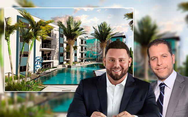Invesca lands $50M refi on Pompano Beach apartments